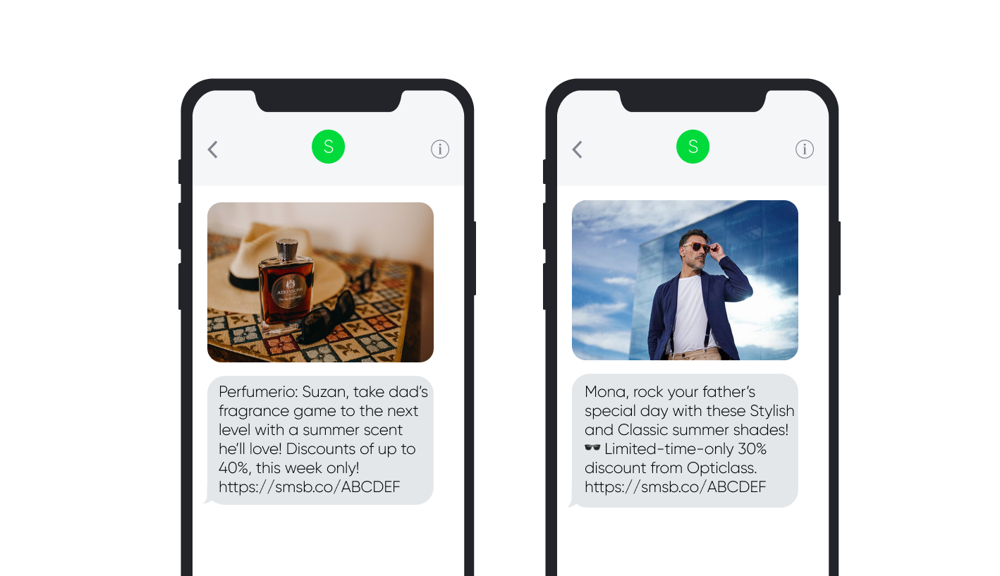 Father's Day SMS Templates