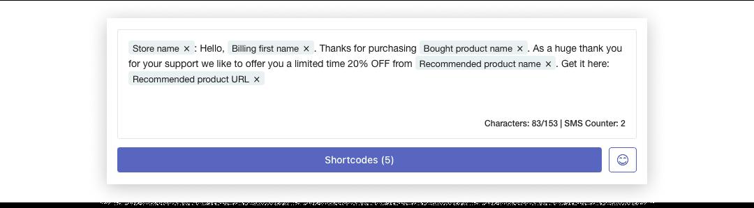 shortcodes_SMSBump